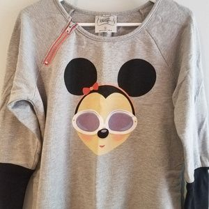 Disney Parks Minnie Mouse Sweater Medium